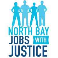 North Bay Jobs With Justice Logo